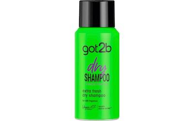 got2b Fresh It Up kuivashampoo 100ml Extra Fresh mini