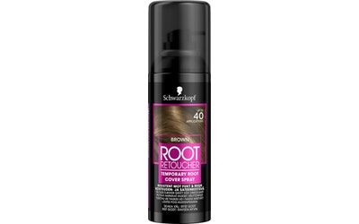 Schwarzkopf Root Retoucher tyvisävyte 120ml Brown - kuva