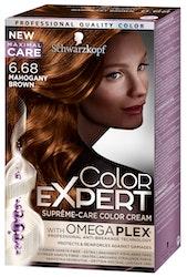 Color Expert kestoväri 6.68 Mahogany Brown