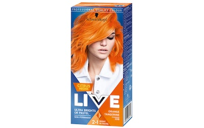 Live Ultra Brights 108 Orange Tang hiusväri#
