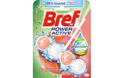 Bref Pro Nature wc-raikastin 50g Grapefruit