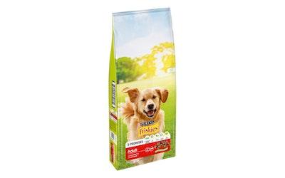 Friskies Adult Runsaasti Lihaa 15kg koiranruoka