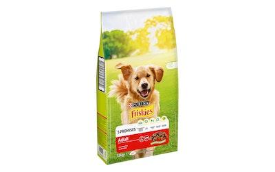 Friskies Adult Runsaasti Lihaa 7.5kg koiranruoka