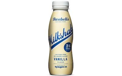 Barebells proteiiinijuoma 330ml vanilja laktoositon