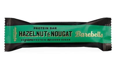 Barebells proteiinipatukka 55g Hazelnut Nougat