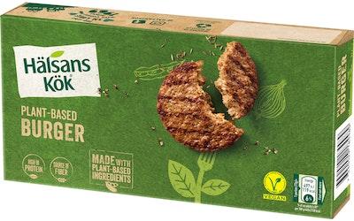 Hälsans kök kasvispihvi 300g vegaani