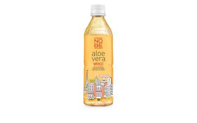 Nobe Aloe Vera hiilihapoton juoma 0,5l mango