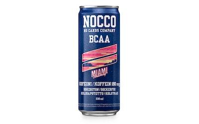 Nocco BCAA Miami Strawberry 0,33l