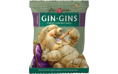 Gin Gins Original inkiväärimakeinen 150g