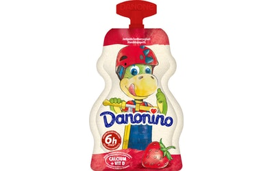 Danone Danonino GO! mansikkajogurtti 70g