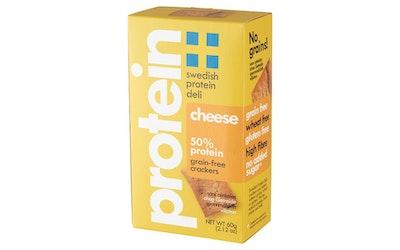 Swedish Protein Deli juustokeksi 60g 50% protein gluteeniton