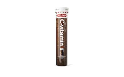 Friggs 20kpl C-vitamiini cola poretabletti 1000mg