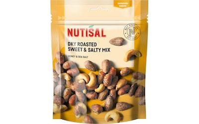Nutisal 175g Sweet & Salty mix pähkinäsekoitus