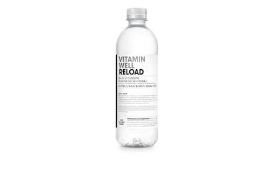 Vitamin Well Reload maustettu hiilihapoton juoma 500 ml