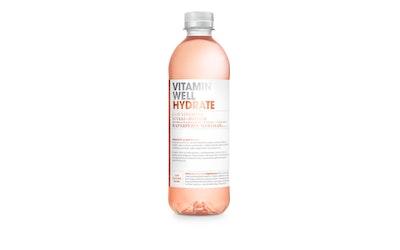 Vitamin Well Hydrate maustettu hiilihapoton juoma 0,5l