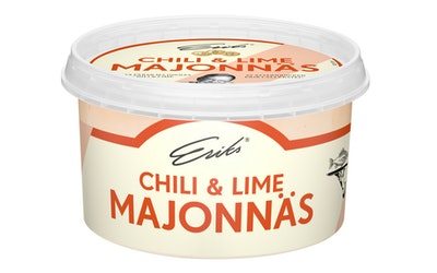 Eriks Såser chili&lime majoneesi 230ml