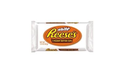Reese's valkosuklaa maapähkinä 42g