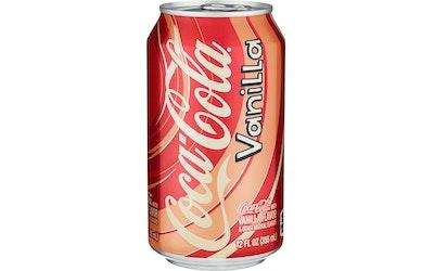Vanilla Coke 355ml tlk