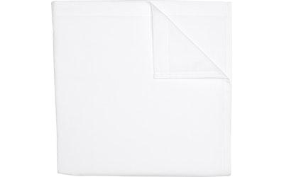Hemtex 24h satiinialuslakana Corinne 240 x 260 cm valkoinen