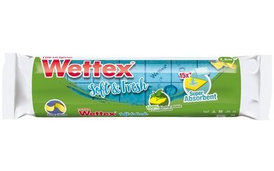 Wettex Soft&Fresh 1,5m rulla