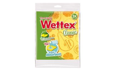 Wettex Classic 3kpl sieniliina
