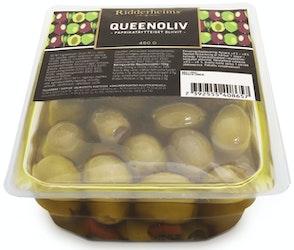 Ridderheims paprikatäytteiset oliivit 450g