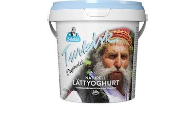 Salakis turkkilainen maustamaton  jogurtti 3,5% 1kg