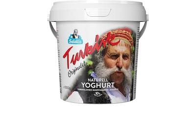 Salakis turkkilainen maustamaton jogurtti 10% 1000g