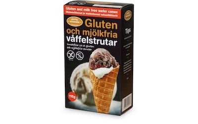Våfel Bagaren jäätelövohveli 115g gluteeniton