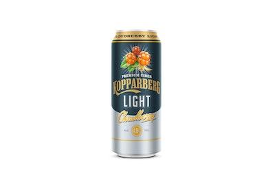 Kopparberg lakkasiideri 4,5% 0,44l light