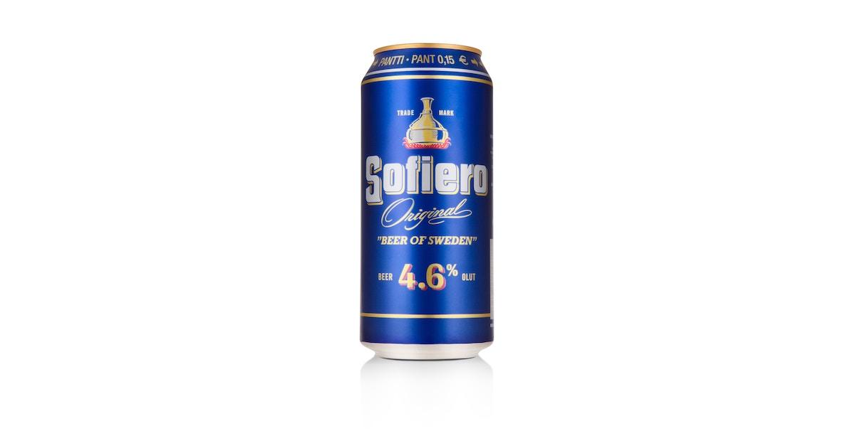 Sofiero Original olut 4,6% 0,44l tlk – K-Ruoka