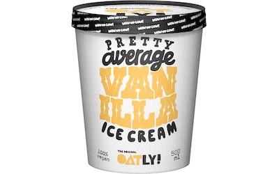 Oatly jäätelö vanilla 500 ml