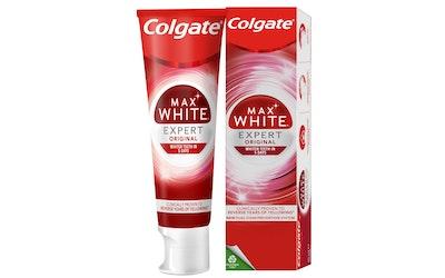 Colgate Max White Expert White hammastahna 75ml