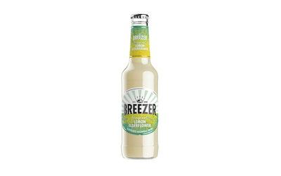 Breezer Lemon Elderflower 4% 0,275l