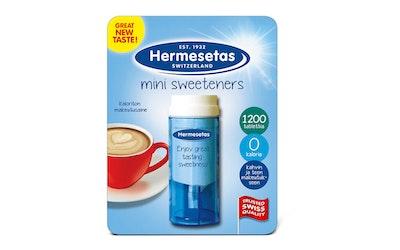 Hermesetas Mini Sweeteners 1200 kpl makeutusaine