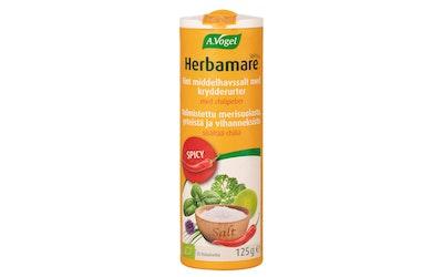 Herbamare spicy yrttisuolaseos 125g luomu