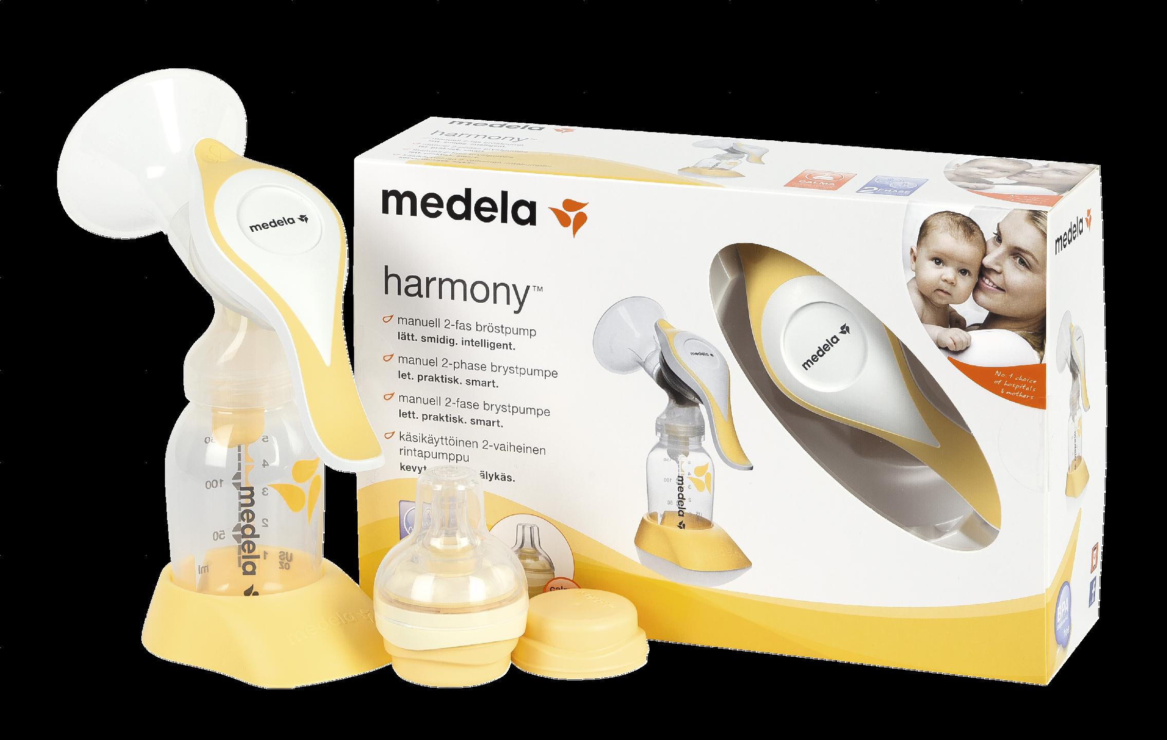 Medela Harmony käsikäyt rintapumppu – K-Ruoka 232a787202d52