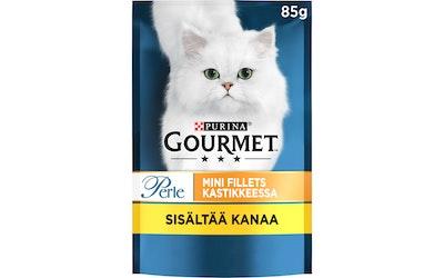 Gourmet Perle Kanaa kastikkeessa 85g kissanruoka