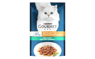 Gourmet Perle Kaniinia kastikkeessa 85g kissanruoka