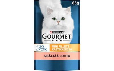 Gourmet Perle Lohta kastikkeessa 85g kissanruoka