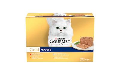 Gourmet Gold mousselajitelma 12x85g