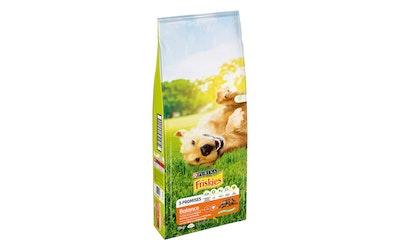 Friskies koiran kuivaruoka 15kg Balance Kana ja kasvikset