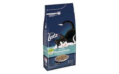 Latz Ocean Sensations Lohta,Lyyraturskaa ja lisättyjä Kasviksia 2kg kissanruoka