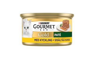 Gourmet Gold Kanaa Patee 85g kissanruoka