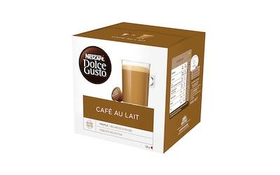 Nescafé DG 16 kaps/160g Café au Lait