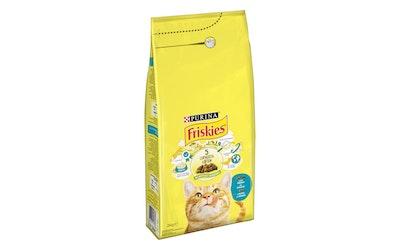 Friskies Adult Tonnikalaa ja lisättyjä Kasviksia 2kg kissanruoka