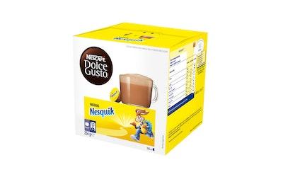 Nescafé DG 16kaps/256g Nesquik