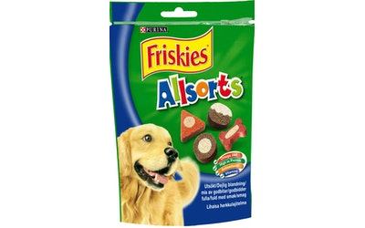 Friskies Allsorts koiranherkku 90 g