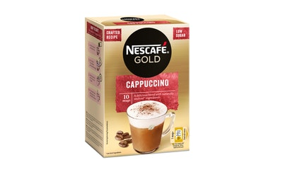 Nescafe pikakahvi 125g cappuccino