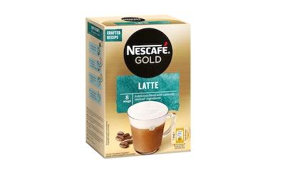 Nescafe pikakahvi 144g latte macchiato